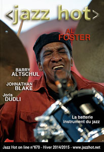 Jazz Hot n°670, Al Foster