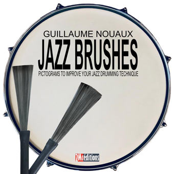 Jazz Brushes, par Guillaume Nouaux