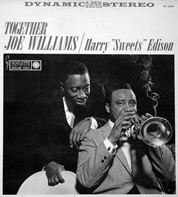 1963, Joe Williams-Harry Edison, Together