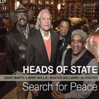2015. Heads of State, Search for Peace