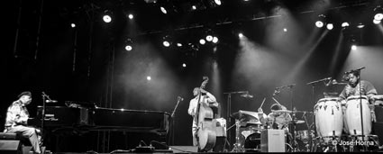 Chucho Valdés, Getxo Jazz 2017 © Jose Horna