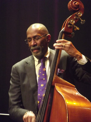 Ron Carter © David Bouzaclou