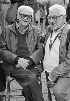 Toots et Jean-Marie Hacquier © Jos Knaepen