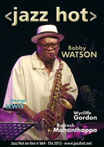 Jazz Hot n°664, Bobby Watson