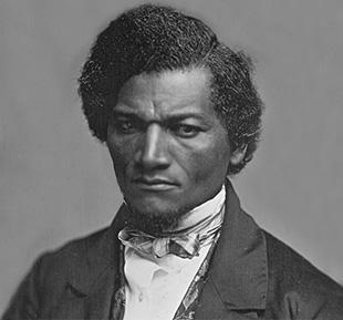 Frederick Douglass par Samuel J. Miller (entre 1947 et 1952)