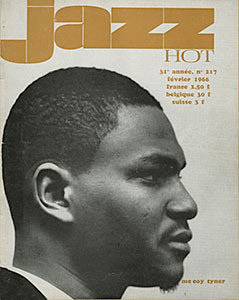 Jazz hot n°217, 1966