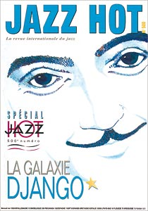 Jazz Hot n°500, 1993