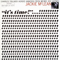 Jackie McLean, It's Time!, Blue Note, 1964