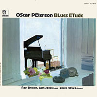 1965-66. Oscar Peterson, Blues Etude