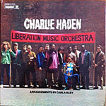 1970. Charlie Haden, Liberation Music Orchestra