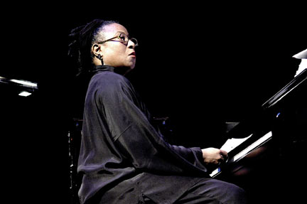Geri Allen, at Barbican, London, 24 April 2004 © David Sinclair