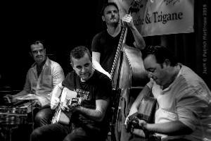 Christophe Daumas, Samy Daussat, Francois C. Delacoudre, Frangy Delporte © Patrick Martineau