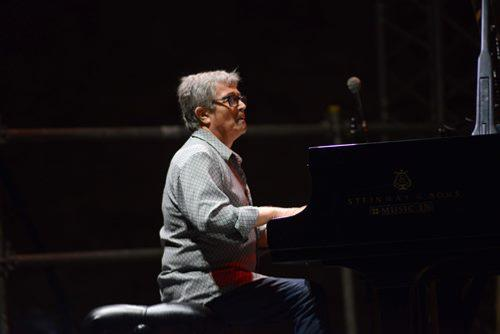 Chano Dominguez © Michele Alberto Sereni, by courtesy of Fano by the Sea