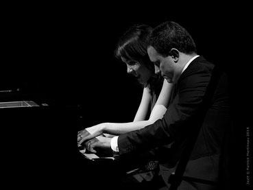 Stéphanie Trick et Paolo Alderighi © Patrick Martineau