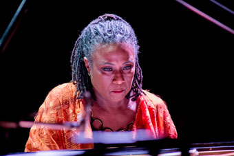 Geri Allen ©Gianfranco Rota by courtesy of Bergamo Jazz