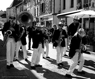 Le Mardi Brass Band de Didier Marty © Patrick Martineau