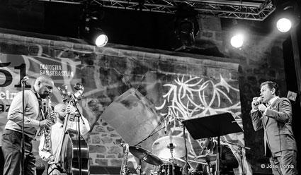 Ellis Marsalis Quartet feat. Kurt Elling © Jose Horna