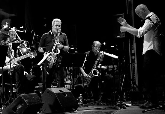 BvR Flamenco Big Band © Vilam Dobilaite by courtesy