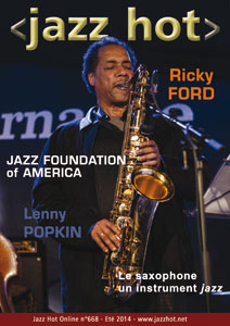 Jazz Hot n°668, Ricky Ford
